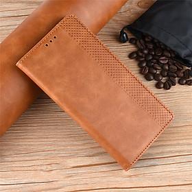 Bao da  Luxury Leather dạng ví dành cho Nokia 7.2
