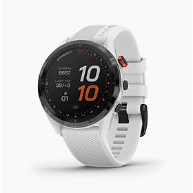 Đồng hồ thông minh theo dõi vận động theo dõi sức khỏe Garmin Approach S62, Golf GPS, White_010-02200-51- Hàng Chính Hãng