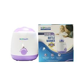 Máy hâm sữa BioHeatlh có 3 chức năng: hâm sữa, hâm thức ăn và tiệt trùng bình sữa