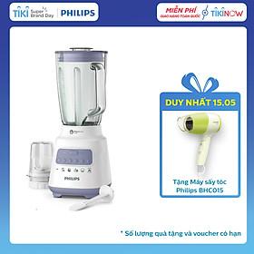 Máy xay sinh tố Philips HR2222/00 - Hàng Chính Hãng