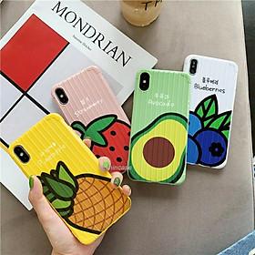 Ốp lưng Vali hình trái cây dành cho Oppo A1k,Realme C2,A5s,A7,A3s,F11,F11 Pro,F9,F7,F5,A83,F1s,A71,(Neo 9) A37