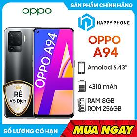 Điện Thoại Oppo A94 (8GB/128G) - Hàng Chính Hãng - Đã kích hoạt bảo hành điện tử