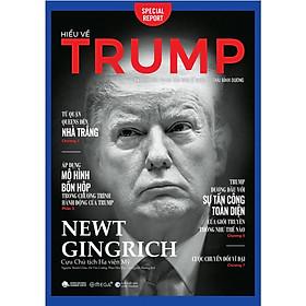 Hiểu Về Trump (Quà Tặng Card Đánh Dấu Sách Đặc Biệt)