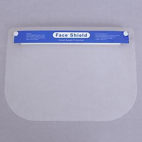 Clear Face  Full Protection Anti-Splash Anti-Fog Face Cover