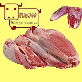 Bắp bò Úc cắt khúc-beef shin shank Aus