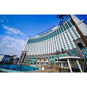 3N2Đ Nghỉ Dưỡng FLC Grand Hotel Hạ Long Cho 2...