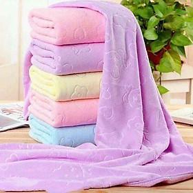 Khăn tắm đẹp giá rẻ khổ 70x140cm- xuất NHẬT