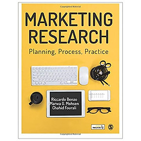 Marketing Research: Planning, Process, Practice