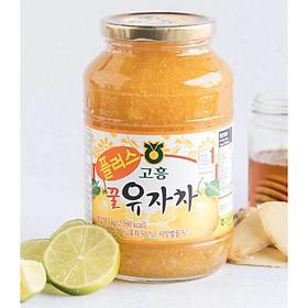 Trà Chanh Vàng Mật Ong Hàn Quốc