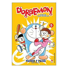 Doraemon Tuyển Tập Tranh Truyện Màu - Tập 5 (Tái Bản 2019)