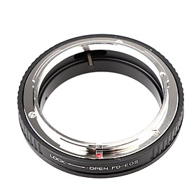 FD-EOS Ring Adapter Lens Adapter FD Lens to EF for Canon EOS Mount Camera