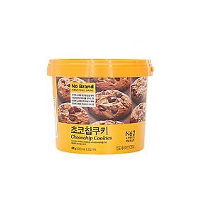 Bánh Quy Xô Chocochip No Brand Hàn Quốc 400g