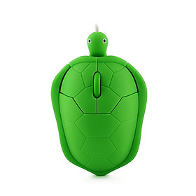 Chuột máy tính có dây hình rùa ngộ nghĩnh