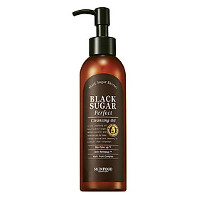 Dầu Tẩy Trang Skin Food Black Sugar Perfect Cleansing Oil 200ml