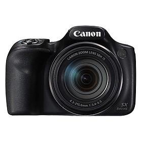 Máy Ảnh Canon SX540 HS (Hàng Nhập Khẩu) - Tặng Thẻ 16G + Túi Máy