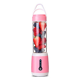 NAA 480ML Multifunctional Mini Portable USB Charging 4000mAh Electric Fruit Juicer