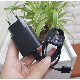 Bộ Sạc Nhanh 25w Dành Cho Samsung Note10/10 Plus - USB-C to TypeC