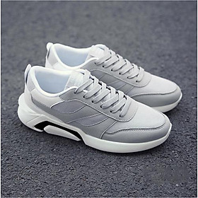 Giày sneaker thể thao nam năng động G88 xám