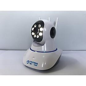 Camera yoosee xem đêm có màu , camera wifi 3 râu chuẩn 2.0 Full HD 1080P , đàm thoại 2 chiều - Hàng Nhập Khẩu