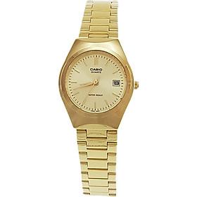 Đồng Hồ Nữ Dây Thép Casio LTP-1170N-9ARDF (24mm) - Vàng