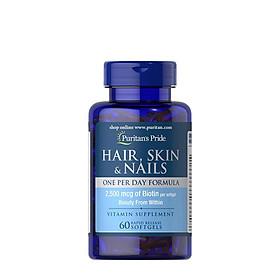 Thực phẩm bảo vệ sức khỏe Dưỡng da - tóc - móng hàng ngày (Hair, Skin & Nails One Per Day Formula - 60v)