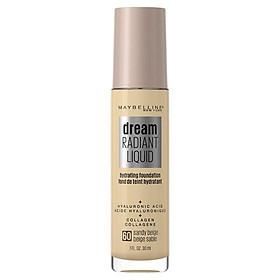 Maybelline Dream Radiant Liquid Foundation 60 Sandy Beige