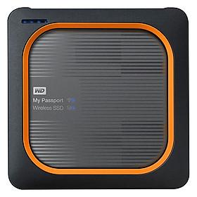 Ổ Cứng Di Động My Passport Wireless SSD 500GB - WDBAMJ5000AGY - Hàng Chính Hãng