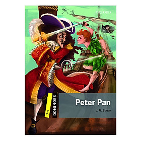 Dominoes (2 Ed.) 1: Peter Pan
