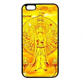 Ốp lưng cho iPhone 6 Plus phật 9 - Hàng chính hãng