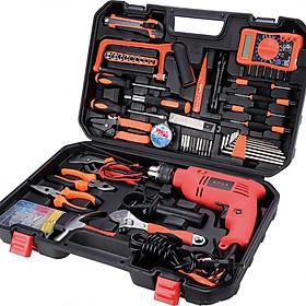 Bộ dụng cụ sửa chữa bảo trì đa năng 128 món