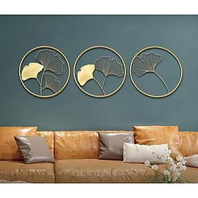Tranh sắt treo tường decor trang trí tường phòng ngủ, trang trí phòng khách renzo DTT001