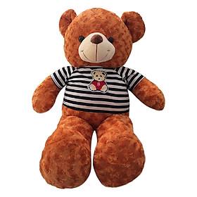 Gấu Bông Teddy Ichigo Shop (75cm) – Cam
