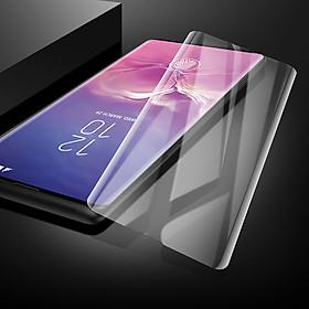 Tempered Glass Protective Film Ultra-Thin Liquid Support Screen Fingerprint Unlocking Full Cover Dustproof