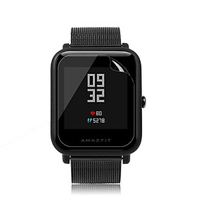 2Pcs Clear Nano Thin Explosion Proof Protector Film Screen For AMAZFIT