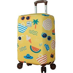 Áo trùm vali TRIP vải thun co dãn 4D