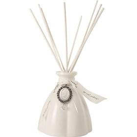 Bộ Khuếch Tán Nước Hoa Mathilde M Room fragrance diffuser Marie Antoinette White - Fleur De Coton 200ml