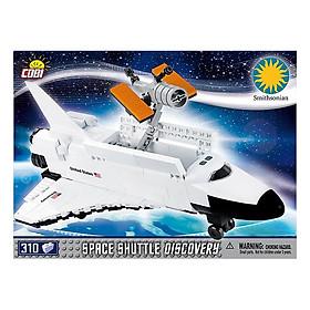 Đồ Chơi Lắp Ráp Phi Thuyền COBI-21076