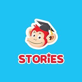 Ứng Dụng Học Tiếng Anh Monkey Stories - Giỏi Tiếng Anh Trước Tuổi Lên 10 - Gói Trọn Đời