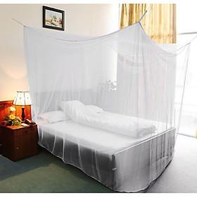 Mùng/Màn Tuyn Chống Muỗi Cao Cấp Thương Hiệu Funu Kích Thước 2x2,2M - Hàng Chính Hãng