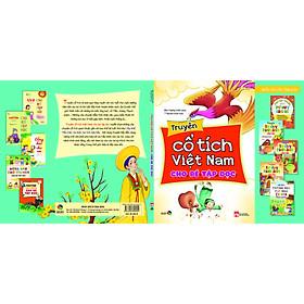 Truyện cổ tích việt nam cho bé tập đọc ( sách tranh màu )