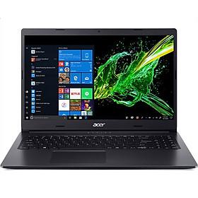 Laptop Acer Aspire 3 A315-55G-59BC NX.HNSSV.003 (Core i5-10210U/ 4GB DDR4 2400MHz/ 256GB SSD M.2 PCIE/ MX230 2GB/ 15.6 FHD/ Win10) - Hàng Chính Hãng
