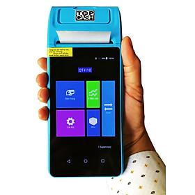 Máy tính tiền cảm ứng cầm tay Topcash POS QT-H10 - Hàng chính hãng