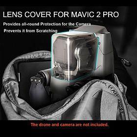 Sunnylife Gimbal Lock Lens Cover Camera Protector Cap for DJI Mavic 2 Pro RC Drone Quadcopter