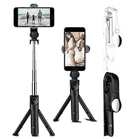 Gậy Chụp Ảnh Tự Sướng Selfie, Tripod XT09S Kết Nối Bluetooth (Có Gương) - DT071