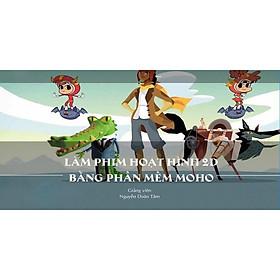 Khóa học DỰNG PHIM - Làm phim hoạt hình 2d bằng phần mềm Moho UNICA.VN