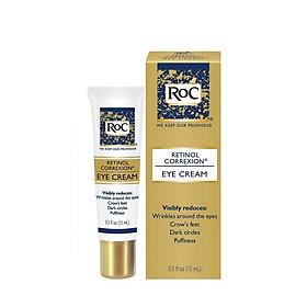 Kem Dưỡng Mắt Giảm Thâm và Nhăn RoC Retinol Eye Cream 15ml