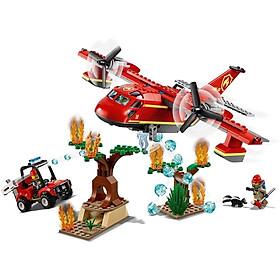 Máy Bay Cứu Hỏa Rừng Lego 60217