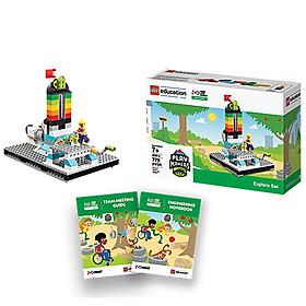 Đồ Chơi LEGO EDUCATION Bộ Gạch Nghiên Cứu FLL - PlayMaker 45814