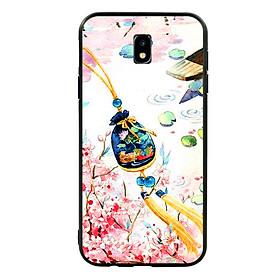 Hình đại diện sản phẩm Ốp lưng viền TPU cho điện thoại Samsung Galaxy J7 Pro - Diên Hi Công Lược 03