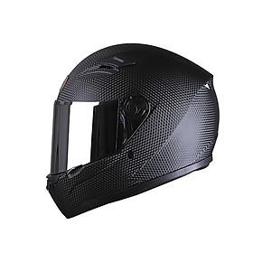 Nón bảo hiểm Fullface AGU Carbon